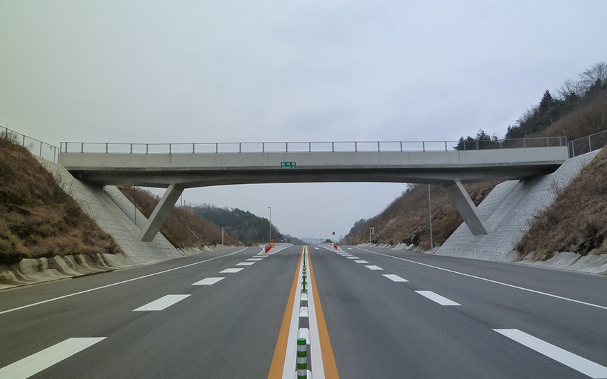 (主)本郷大和線道路改良工事に伴う2-1工区OV橋修正詳細設計業務