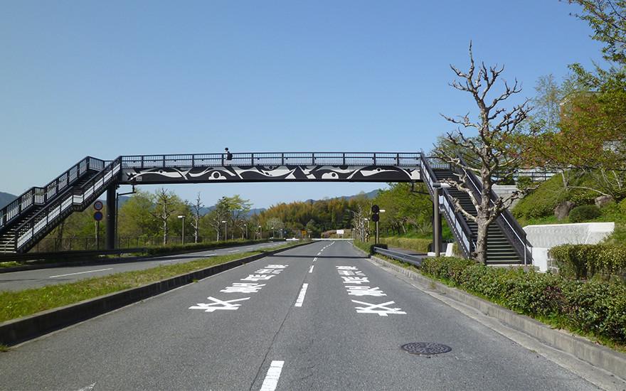 安佐南4区455号線(横断歩道橋)測量及び実施設計業務(24-1)