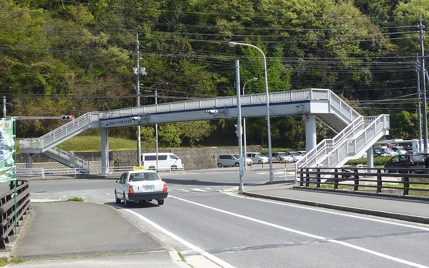 一般県道原田五日市線横断歩道橋実施設計その他業務