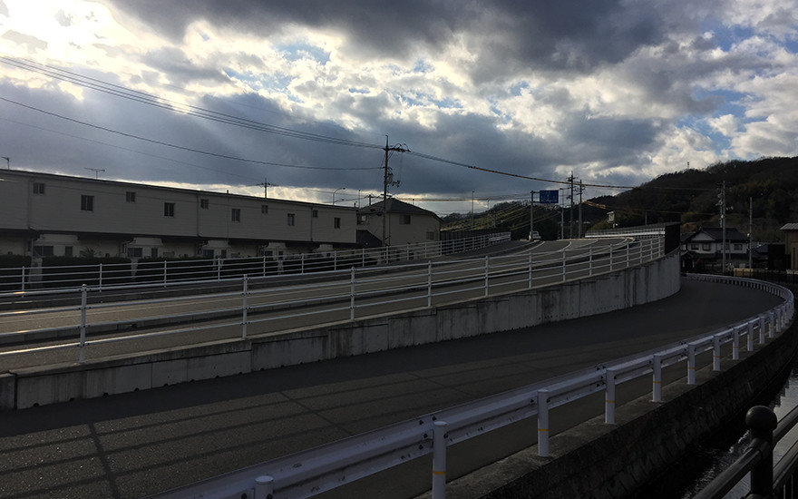 一般県道本郷停車場線 道路改良事業に伴う業務委託 その2