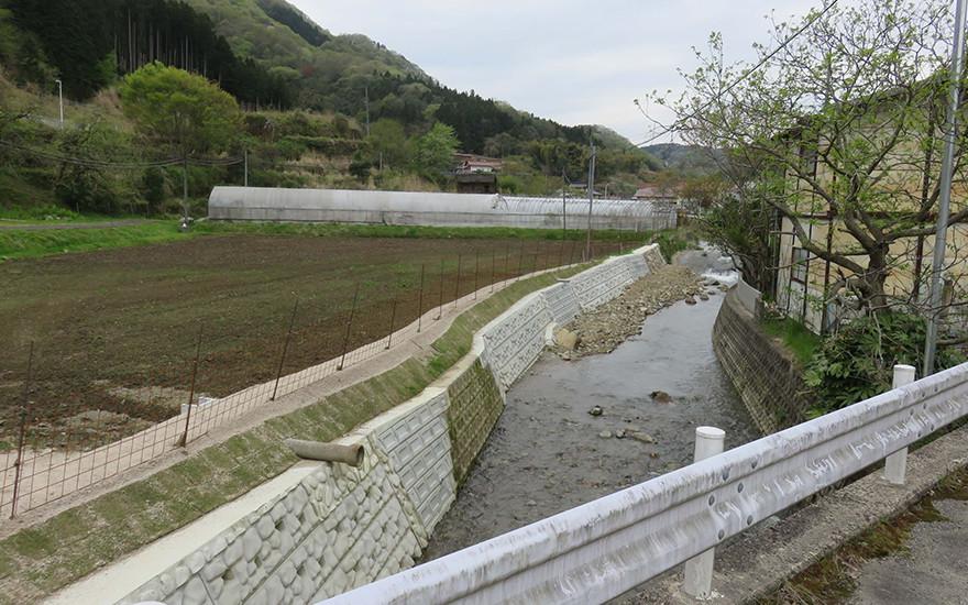 一級河川 太田川水系 栄堂川 平成26年度 災害復旧事業に係る業務委託