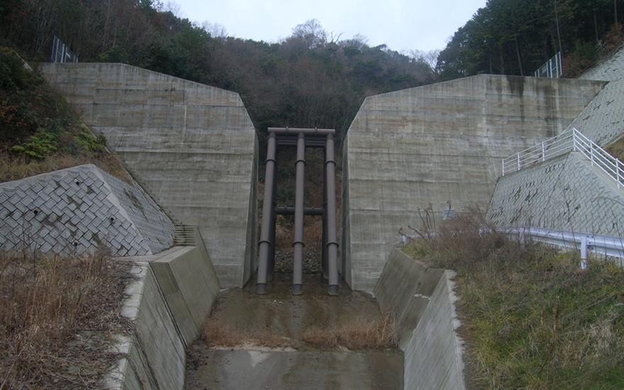 通常砂防工事に伴う業務委託(その2)二級河川岡の下川水系三宅川