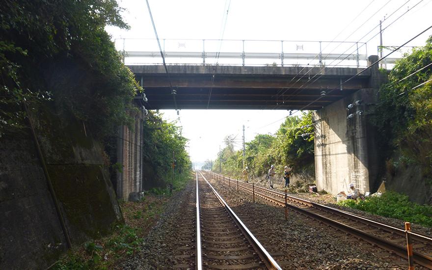 三栄橋補修耐震補強設計業務委託鉄道_三栄橋(JRNC)_