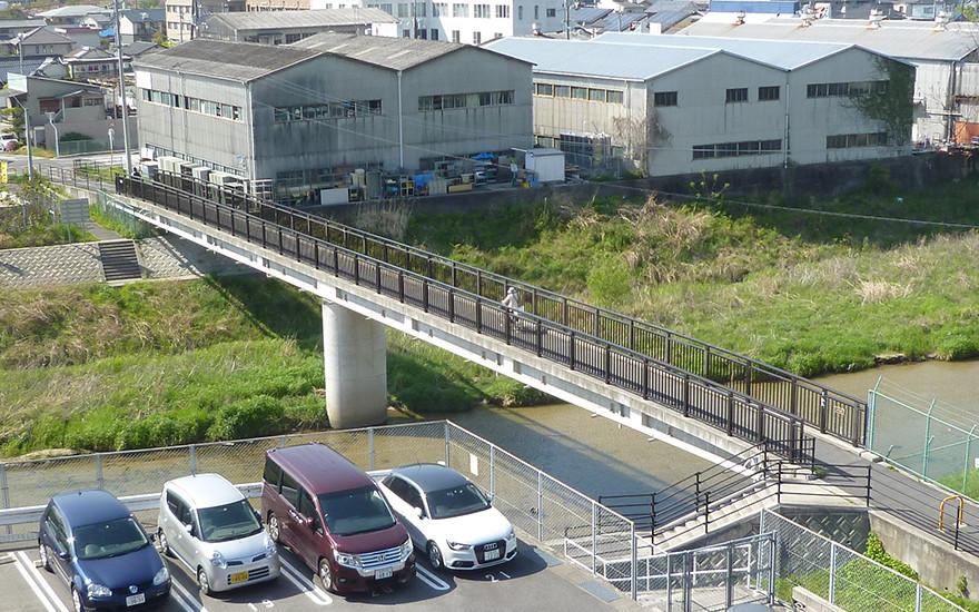 西山連絡橋改築工事設計委託業務