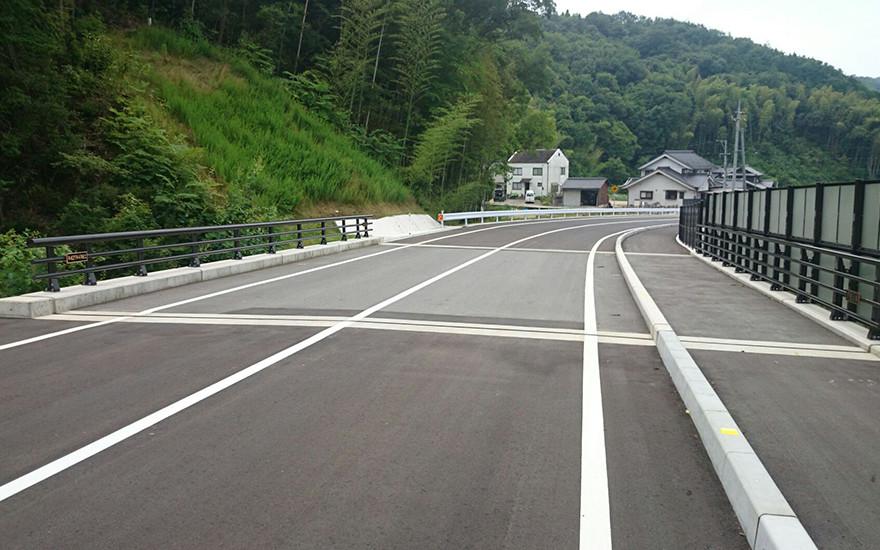 主要地方道 福山尾道線 道路改良事業に伴う業務委託(1工区)